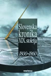 Slovenska kronika XIX. stoletja 1800-1860