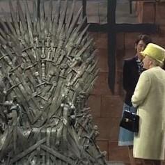 kraljica elizabeta, prestol