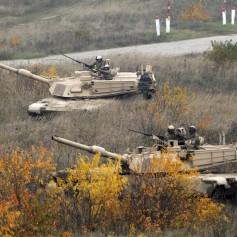 abrams tank nato poljska zda
