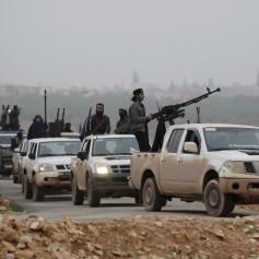 al nusra idlib sirija