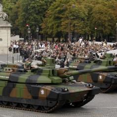 tank leclerc francija