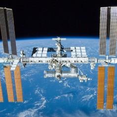 Mednarodna vesoljska postaja (ISS)