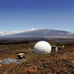 HI-SEAS, Mars, Havaji, kupola 1