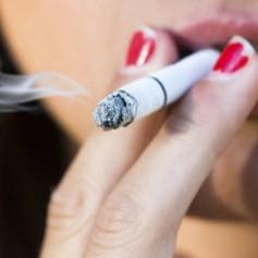 Cigareta - lepotni sovražnik