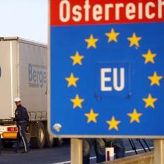 Avstrija s poostrenim nadzorom na slovenski meji