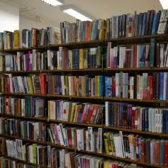 Osrednja knjižnica v Krškem z več kot 160