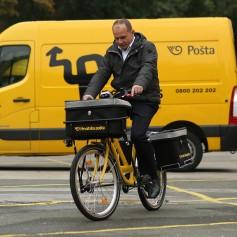 kolo pošta krpan hrvaška poštar