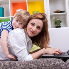 Biti mama žena in študentka