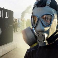islamska država, džihadist, kemično orožje