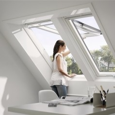 odpiranje okno spodaj