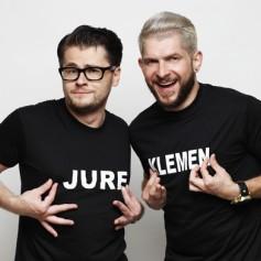 Klemen Bunderla in Jure Godler