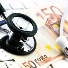 denar, korupcija, zdravstvo
