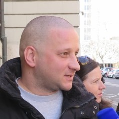 Alexander Žlender, sodišče, umor, Beograd