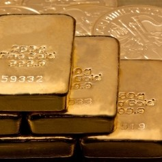 zlato, zlate palice, kovanci