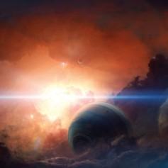 Zvezda, planet, vesolje