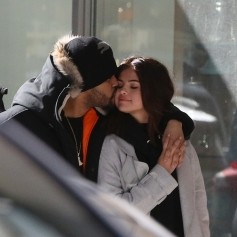 Selena in The Weeknd