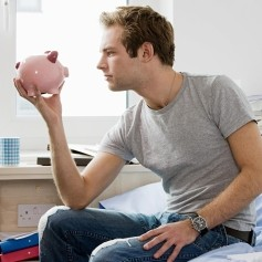 študent, denar