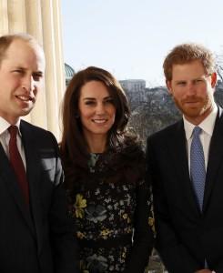 Mladinska zabava v Buckinghamski palači