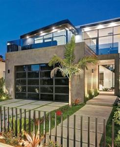 Pika na i vsemu luksuzu je terasa z bazenom.