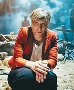 V visokih petah Angele Merkel
