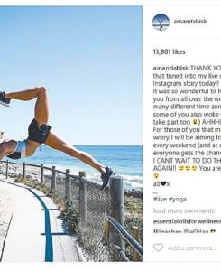 Najboljše z Instagrama za navdih pri miganju