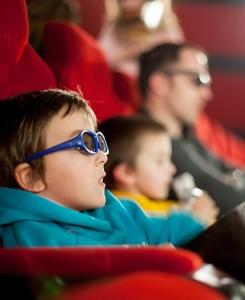 Kdaj z otroki v kino?