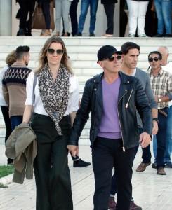 Globoka žalost Antonia Banderasa