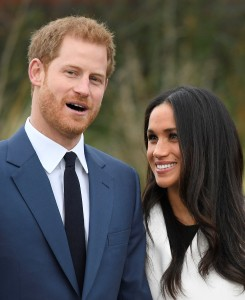 Pepelkina zgodba: Meghan Markle in princ Harry