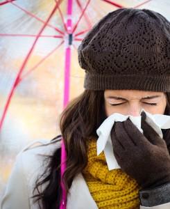 Se vas loteva prehlad ali gripa?