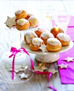 Sladka domača peka: Snežne princeske
