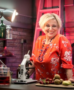 Ta teden kuhamo z igralko Silvijo Jovanovič