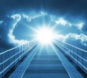 Svetloba, smrt, posmrtno