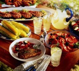 piknik, hrana2