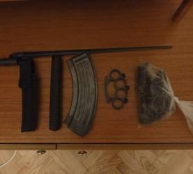 orožje, crvena zastava m701