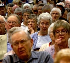 Staranje prebivalstva, starostniki, upokojenci, starejši