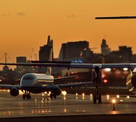 London City Airport letališče