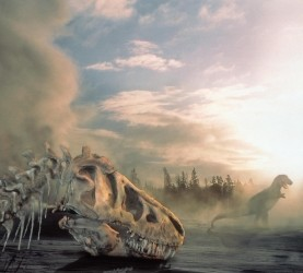 Dinozavri, asteroid, kataklizma