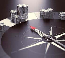 denar, finance, kompas, vlaganje, investicije,