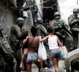 vojska, rocinha, favela