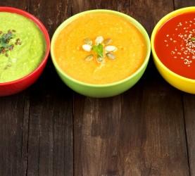 Super zdravilne juhe zoper številne težave
