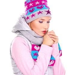 Prehlad, mraz