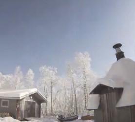meteor, laponska