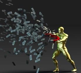 denar, vzajemni skladi