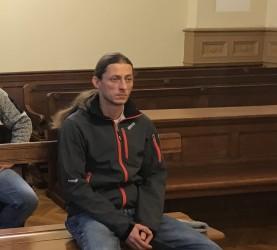 Miha Vaupotič, sodišče, pretep