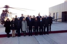 Predstavniki vlade v ponedeljek zaradi arbitraže še v Belo krajino