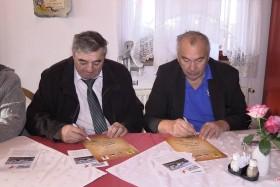 VIDEO: Podpis listine o dobrem sodelovanju