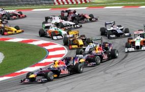 Formula 1 se je znebila lepotic ob progi