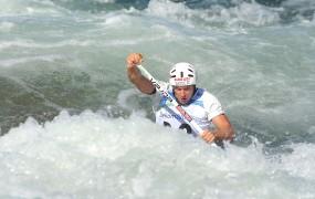 Benjamin Savšek je svetovni prvak v slalomu na divjih vodah!
