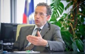 Žiga Turk, minister za izobraževanje, znanost, kulturo in šport