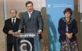 Borut Pahor razmišlja o umiku z vrha SD